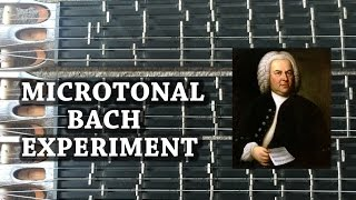 Download Microtonal Bach Experiment - Which Tuning Sounds Better? Video