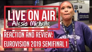 Download Reaction and Review: Eurovision 2019 Semifinal 1 Video