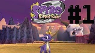 Download Spyro 2: Ripto's Rage #1 (Blind) Video