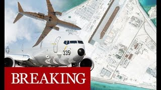 Download BREAKING NEWS!!China fires SIX WARNINGS to US Navy in South China Sea 'This is China...LEAVE IMMEDIA Video