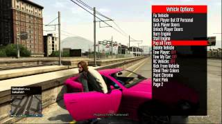 Download GTA V The Purge v2.7 Mod Menu TU26 JTAG/RGH + Download Video
