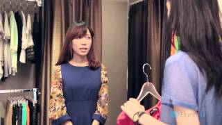 Download FluentU Chinese: Shopping at the Clothing Store (Full) Video