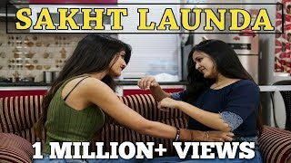 Download When sakht launda shares a flat with a hot girl Part 3 | Idiotic Launda Ft Rahul Sehrawat Video