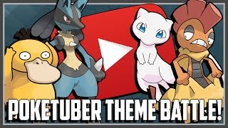Download Pokemon Theme Battle - Pokemon YouTubers! Ft. Original151 Video