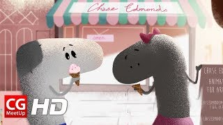 Download CGI Animated Short Film: ″Sockword Animated Love Story″ by The Animation School   CGMeetup Video