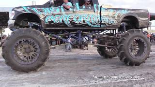 Download Mud Truck Pull Trucks Gone Wild - Okeechobee Mud Video