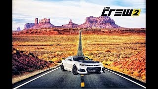 Download The Crew 2 Realistic Road Trip Washington - Los Angeles #2 Video