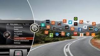 Download BMW Connected Drive - Step 9 - How to use BMW Apps . Video