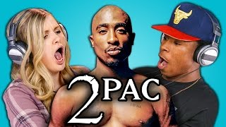 Download TEENS REACT TO TUPAC SHAKUR (2PAC) Video