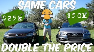 Download Is the Audi A3/S3 just a $50,000 Volkswagen Jetta? Is the Audi Worth it? Video