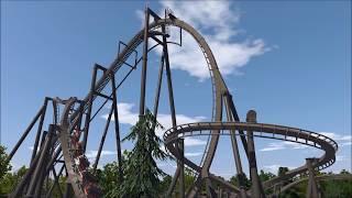 Nolimits Coaster 2] Desperado - RMC Wooden Coaster (60fps