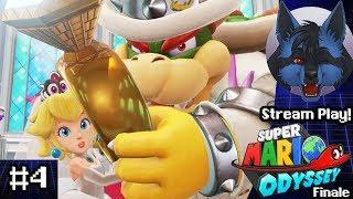 Download Super Mario Odyssey (Part 4 FINALE) » Bluebomberimo Video