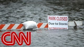 Download Hurricane Florence makes landfall in North Carolina Video