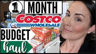 WALMART GROCERY HAUL | STOCKING UP OUR PANTRY | SHOP WITH ME
