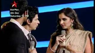 Download Shahrukh Khan -Sahara India Sports Awards 4 Dec 2010 ( Promo) Video