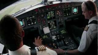 Download Montreal Dorval Departure Cockpit A330 Video
