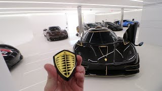 Download Meet the Billionaire of Orange County and his NEW Koenigsegg Agera RS ″Phoenix″ Video
