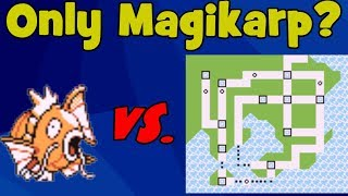 Download Is it Possible to Beat Pokemon Red/Blue with Just a Magikarp? Video