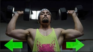 Download The CURE For Small Shoulders (How To Get WIDER Shoulders) Video