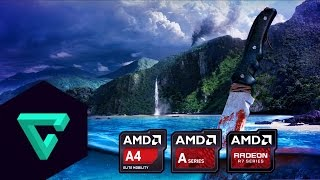 Download Far Cry 3 On AMD A4 3300 And HD R7 240 Benchmark Video