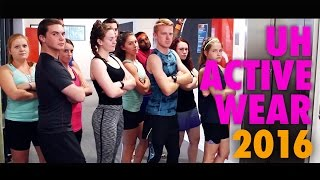 Download University Hall Freshers 2016 | Active Wear Parody Video