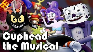 Download Cuphead the Musical (feat. Markiplier, NateWantsToBattle & Jacksepticeye) [by Random Encounters] Video