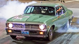 Download BADASS Turbo Nova - 8 Second STREET CAR! Video