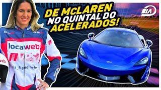 Download Volta rápida de McLaren no quintal do Acelerados. | #mclaren #biaracing Video