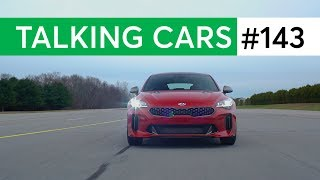 Download Ford's Co-Pilot360 Suite; Buick Regal Vs Kia Stinger | Talking Cars with Consumer Reports #143 Video