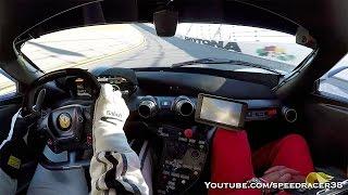 Download Ferrari FXX-K 200+ mph at Daytona Video