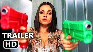 Download THE SPY WHO DUMPED ME Official Trailer (2018) Mila Kunis, Kev Adams Comedy Movie HD Video