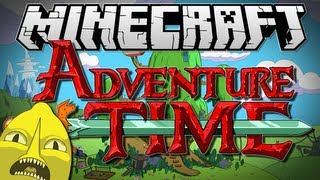Download Minecraft | ADVENTURE TIME! (Adventures with Finn and Jake!) | Adventure Map [1.6.2] Video