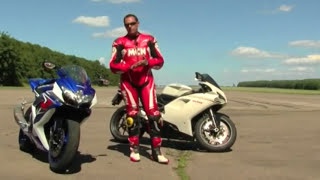 Download MCN: Is the Suzuki GSX-R750 still the top road sports bike? Video