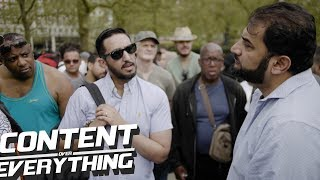 Download On Not Speaking To Kalam | Abdul Vs Shia Blade | Ali Vs Tommy | The Global Impact Of Dawah @ S.C. Video