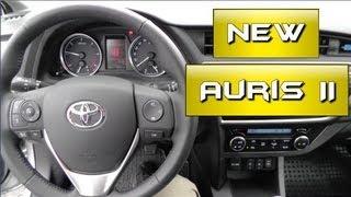 Download Toyota Auris 2013 1.4 D4D 90KM Premium Video