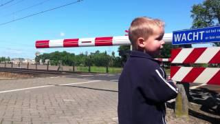 Download Treinen kijken Video