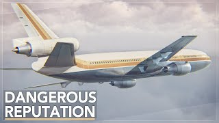 Download How This Plane Earned A Dangerous Reputation: The DC-10 Story Video