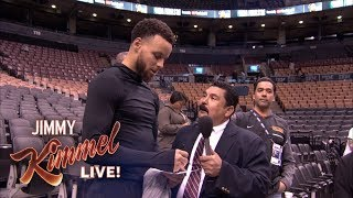 Download Guillermo at NBA Media Day 2019 Video