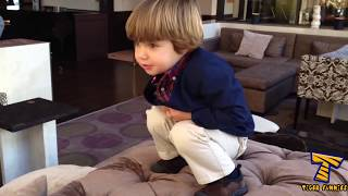 Download THINK twice if you REALLY want a BABY - Baby fail compilation Video