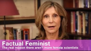 Download The real reason there aren't more female scientists | FACTUAL FEMINIST Video