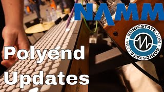 Download NAMM 2018: Polyend Drummer and Seq Updates Video