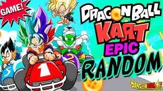 Download EL JUEGO DRAGON BALL SUPER RACING RANDOM | Goku Dragon Ball Kart | ManoloTEVE Video