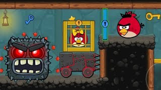 Download Angry Birds Animated Ep. 5 | Red Ball 4 - Into The Caves (ORIGINAL 2019) Video