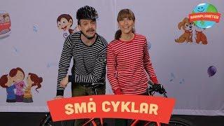 Download Kompisbandet - Små cyklar Video