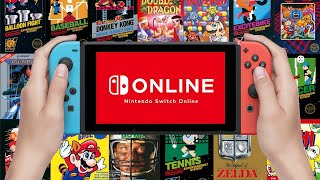 Download Nintendo Switch Online - First Impressions Video