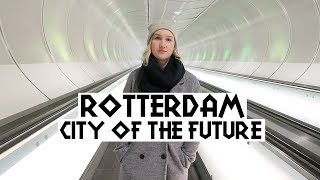 Download What To Do In Rotterdam, The Netherlands | Eileen Aldis Travel Channel Video