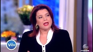 Download Meghan McCain & Ana Navarro Get Heated Over Gov Shutdown - The View Video