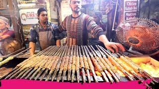 Download INSANELY DELICIOUS Night INDIAN STREET FOOD TOUR in Old Delhi | Delhi, India Video