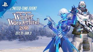 Download Overwatch - Seasonal Event: Winter Wonderland 2018 | PS4 Video
