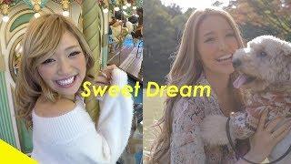 "Download 【話題のサイバージャパンダンサーズ! ""かなへー&かずへー ""出演 】iamSHUM / ″Sweet Dream"" Video"